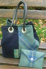 The Mickle bag and purse
